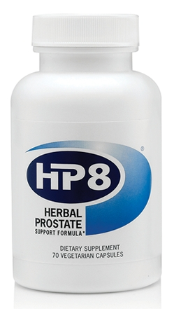 HP8 Herbal Prostate Support Formula 70 Vege Caps by American Biosciences