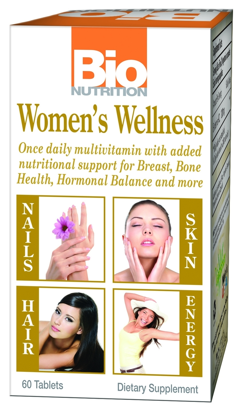 Women's Wellness 60 tabs by Bio Nutrition