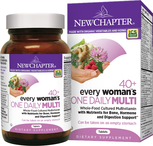 Every Women's One Daily 40+ 72 tabs by New Chapter