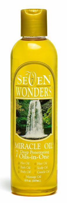 Seven Wonders Miracle Oil 8 fl oz (237 ml) by Century Systems