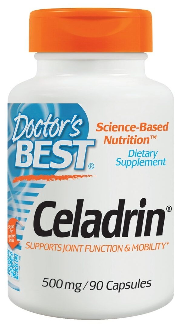 Celadrin 500 mg 90 caps by Doctor's Best