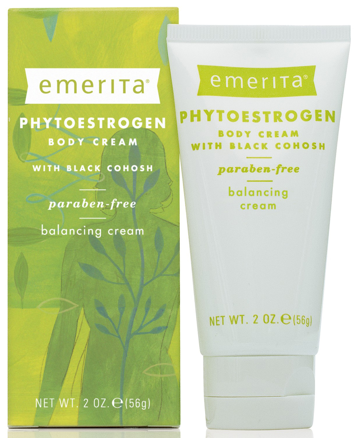Emerita Phytoestrogen Cream 2 oz
