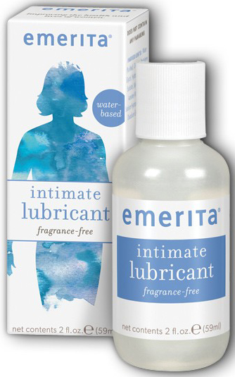 Emerita Natural Lubricant 2 fl oz