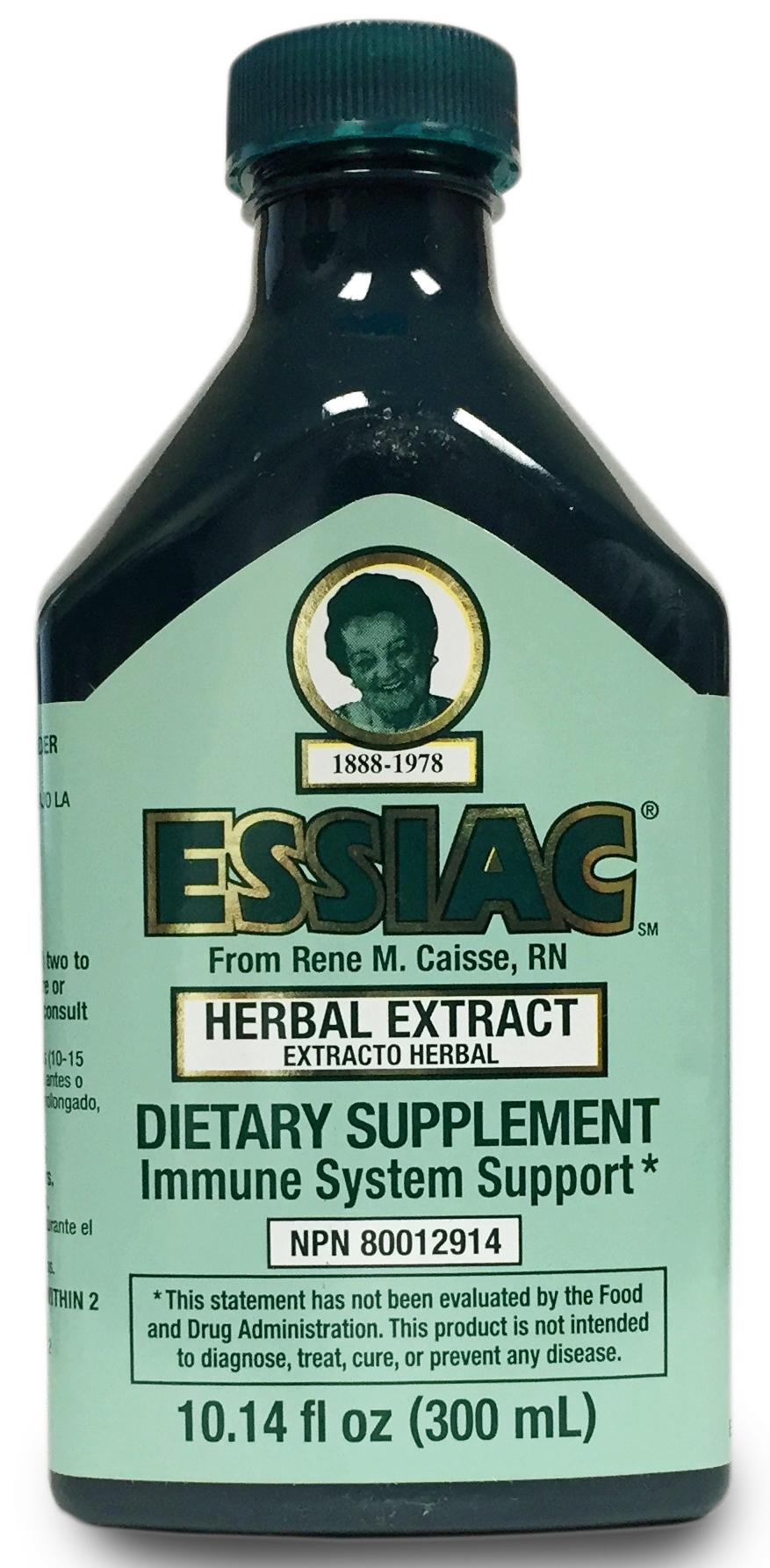 Essiac Herbal Extract Formula 10.14 fl oz (300 mL) by Essiac Canada International