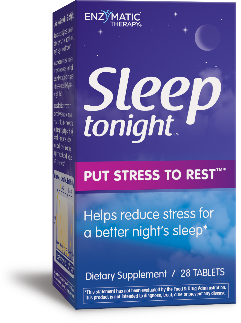 Sleep Tonight! 28 tabs by Enzymatic Therapy