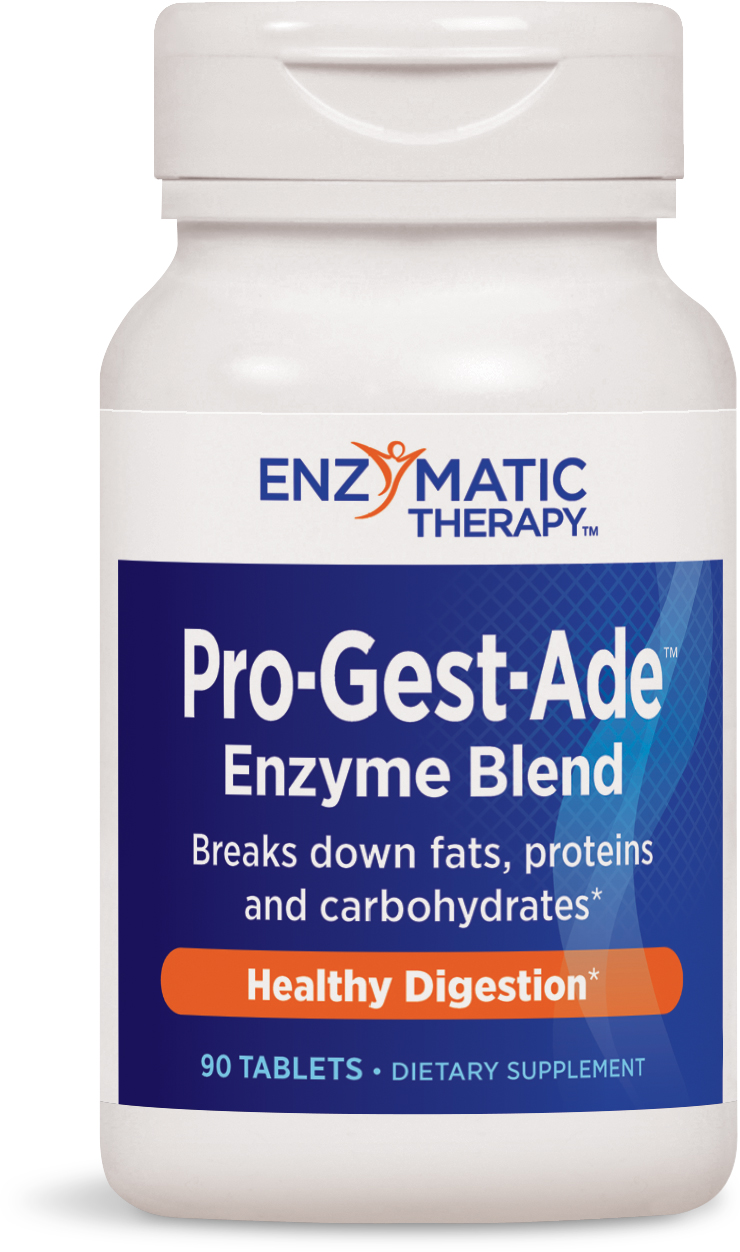 Pro-Gest-Ade 90 tabs by Enzymatic Therapy