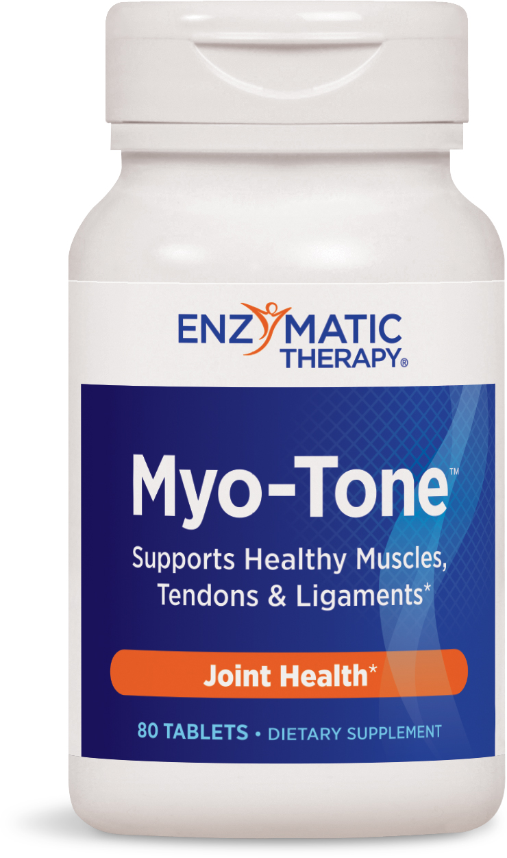 Myo-Tone 80 tabs by Enzymatic Therapy