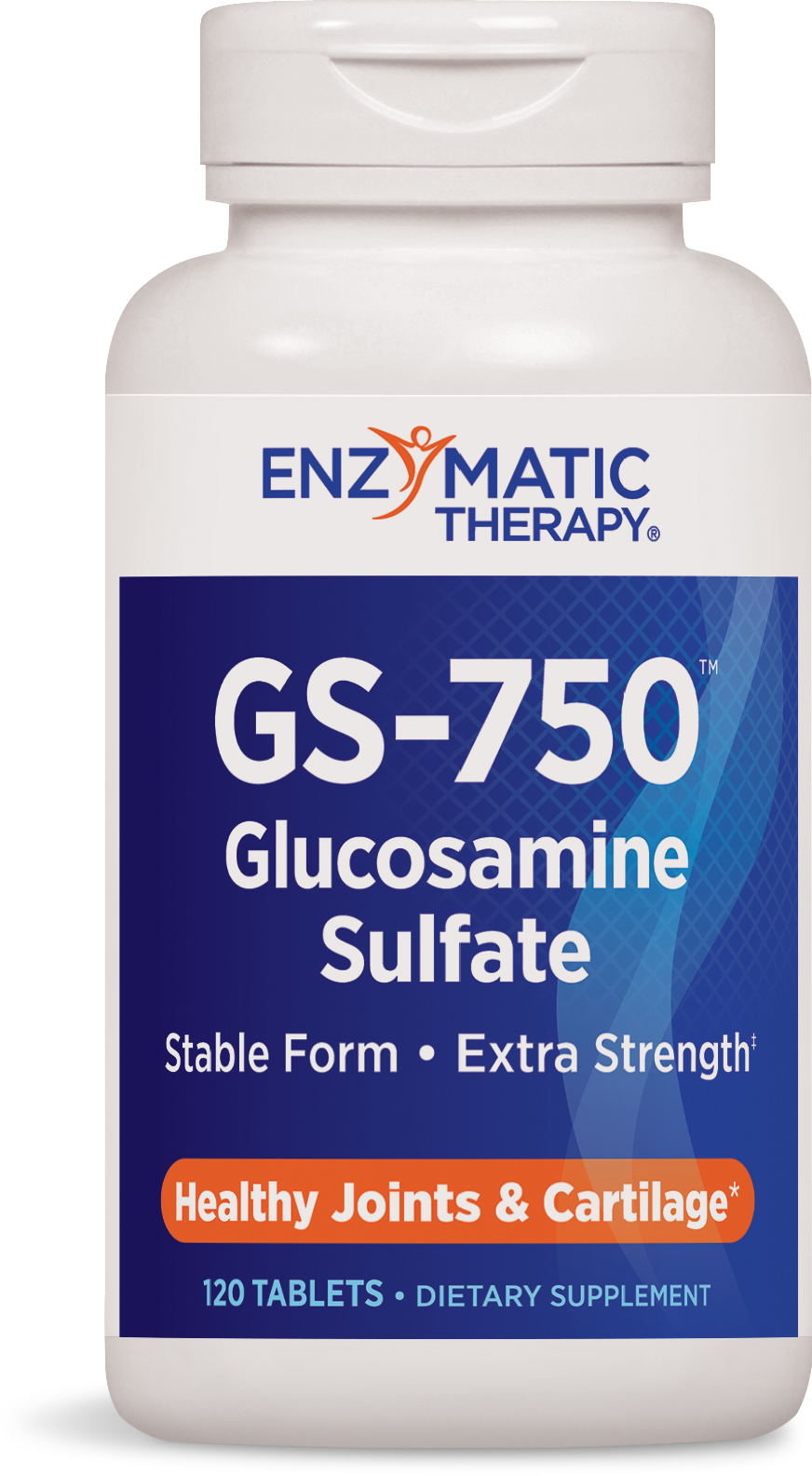 GS-750 Extra Strength 120 tabs by Enzymatic Therapy
