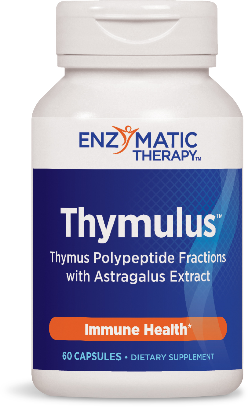 Thymulus 60 caps by Enzymatic Therapy