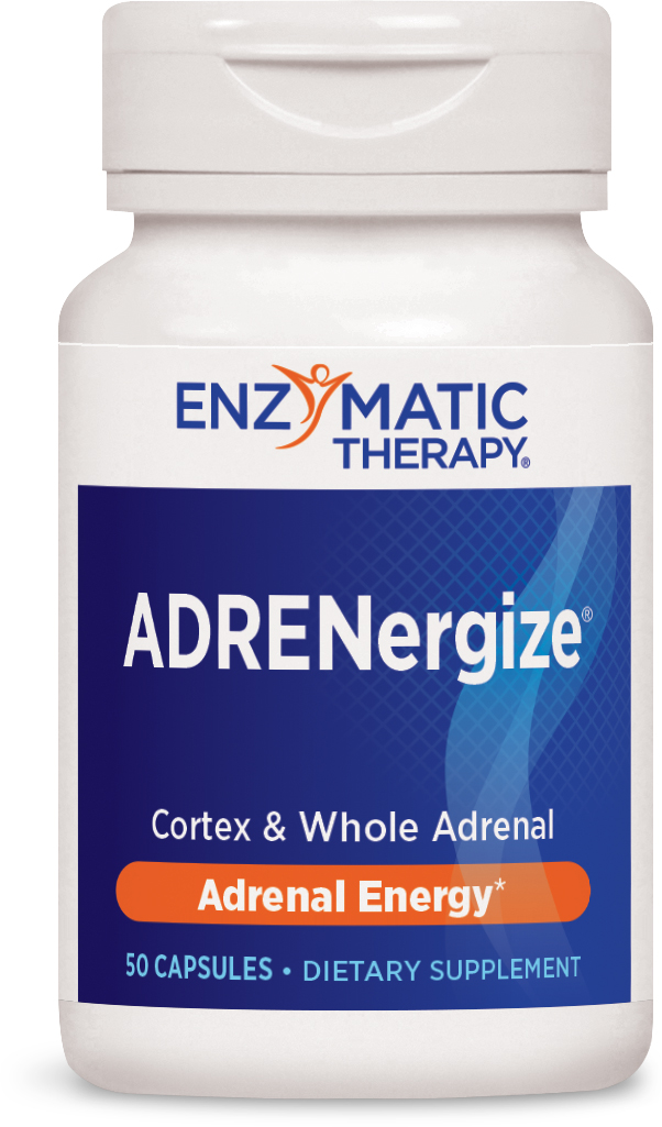ADRENergize 50 caps by Enzymatic Therapy