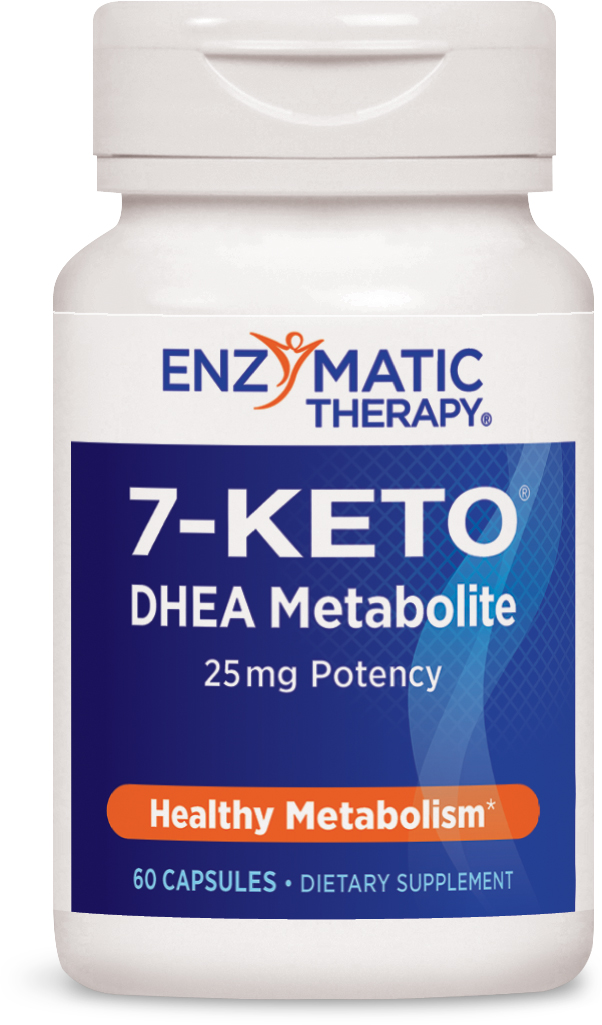 7-Keto 60 caps by Enzymatic Therapy