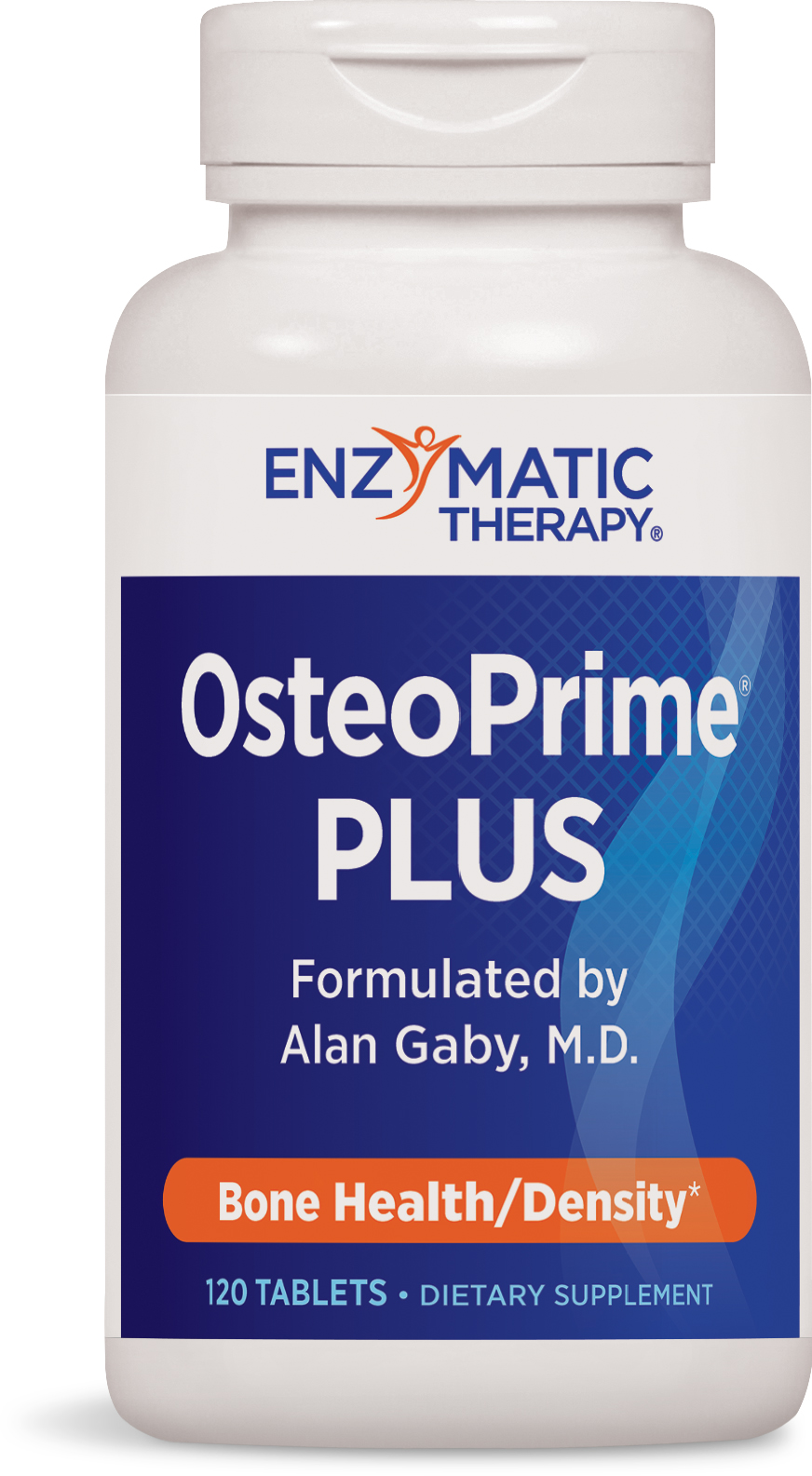 OsteoPrime Plus 120 tabs by Enzymatic Therapy