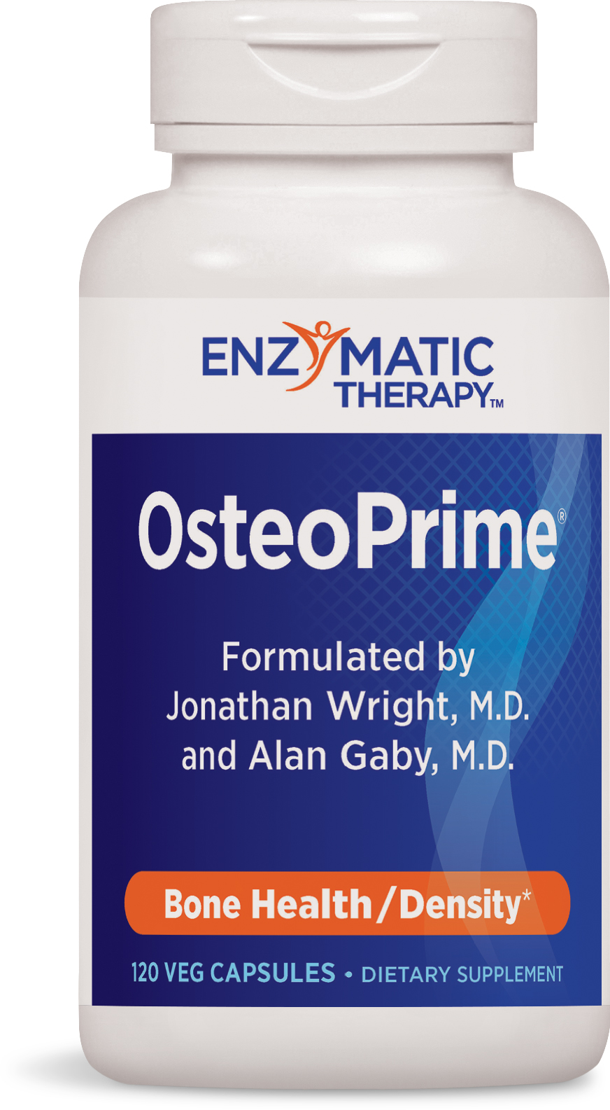 OsteoPrime 120 Veg caps by Enzymatic Therapy