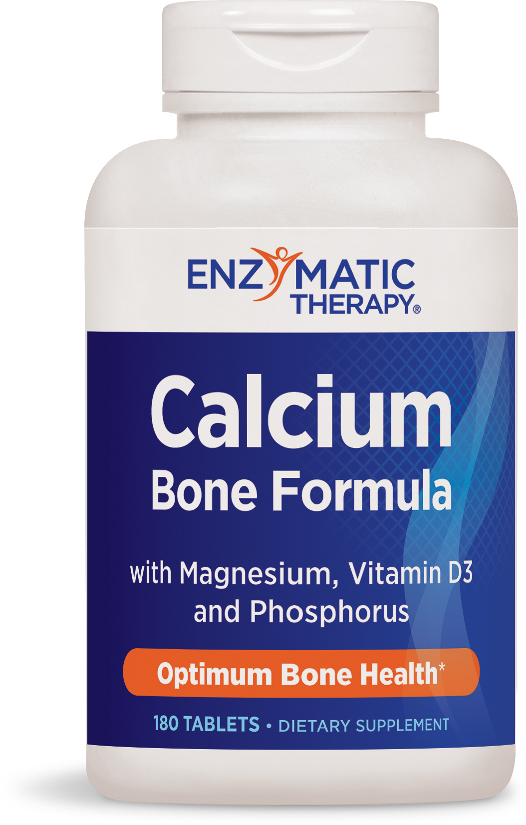 Calcium 180 tabs by Enzymatic Therapy