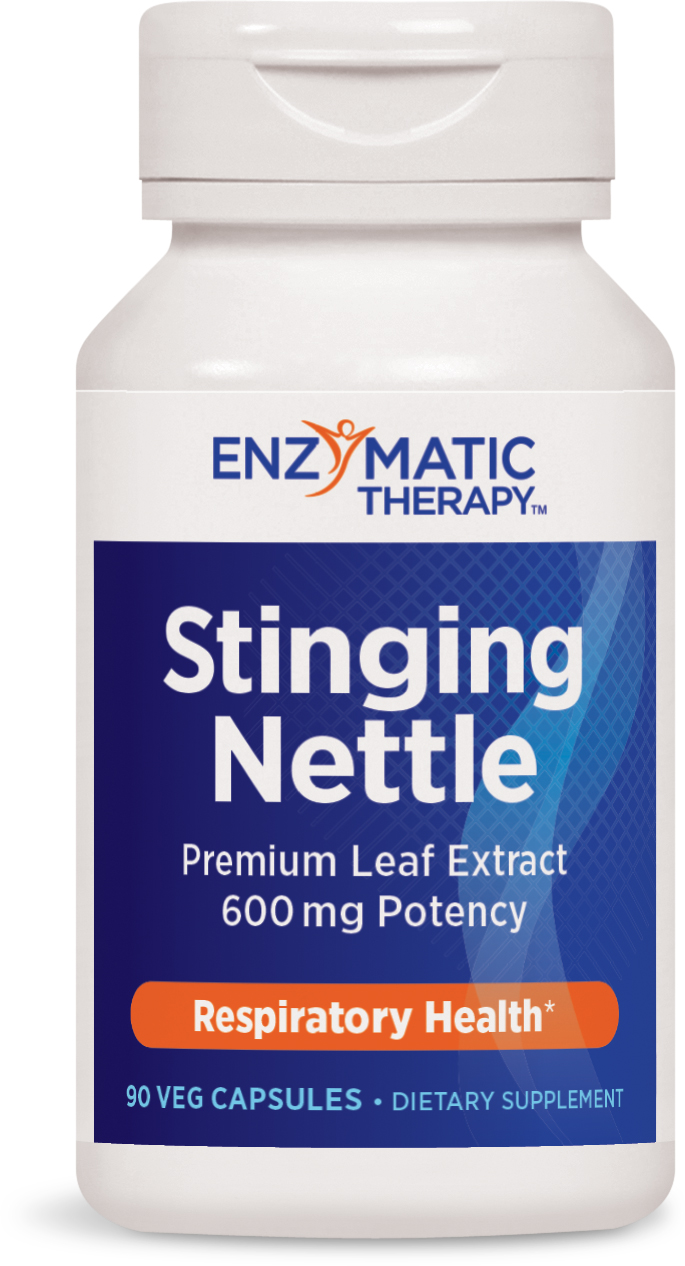 Stinging Nettle Leaf Extract 90 Veg caps by Enzymatic Therapy