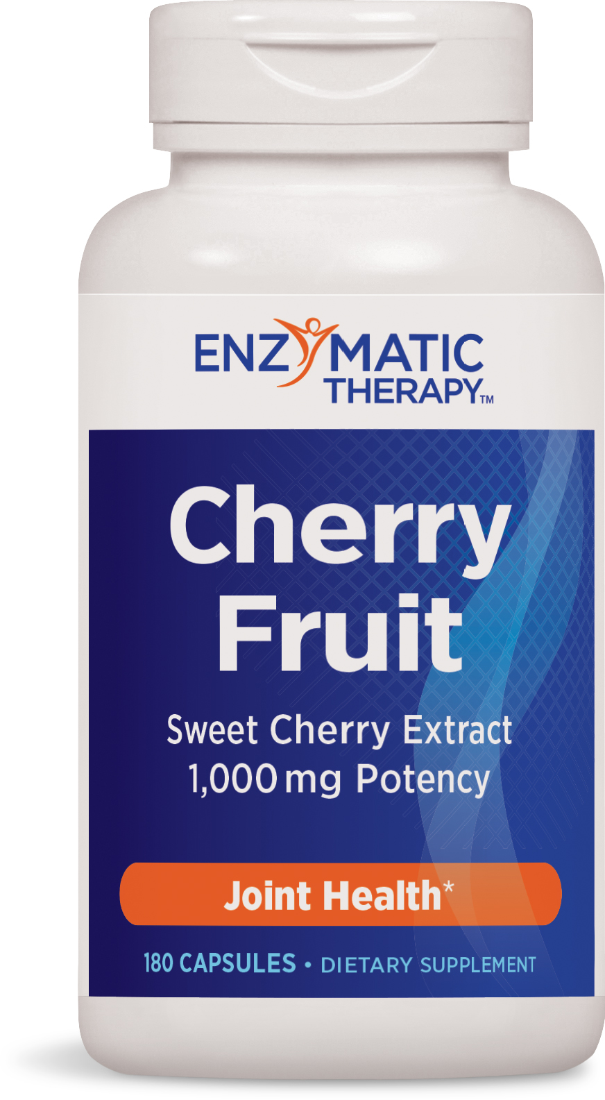 Cherry Fruit Extract 180 caps by Enzymatic Therapy