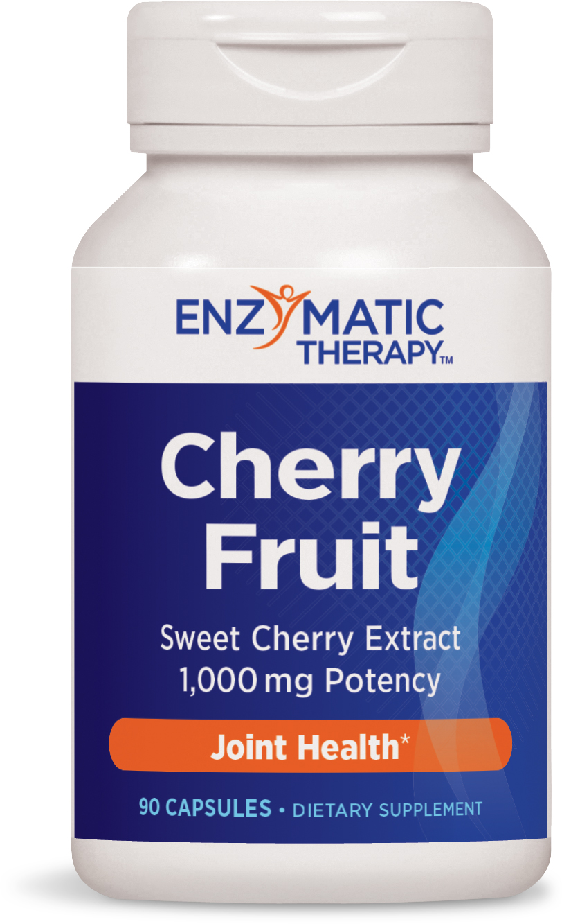 Cherry Fruit Extract 90 caps by Enzymatic Therapy