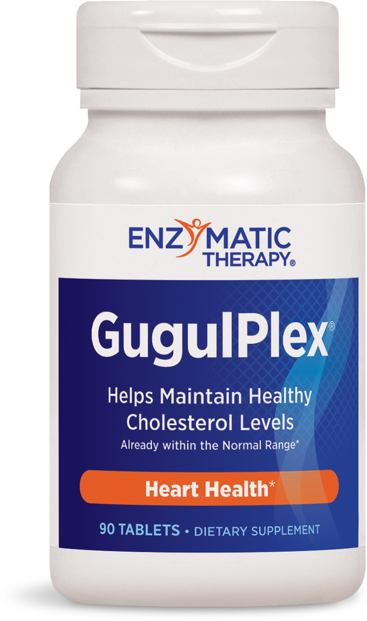 GugulPlus 90 tabs by Enzymatic Therapy