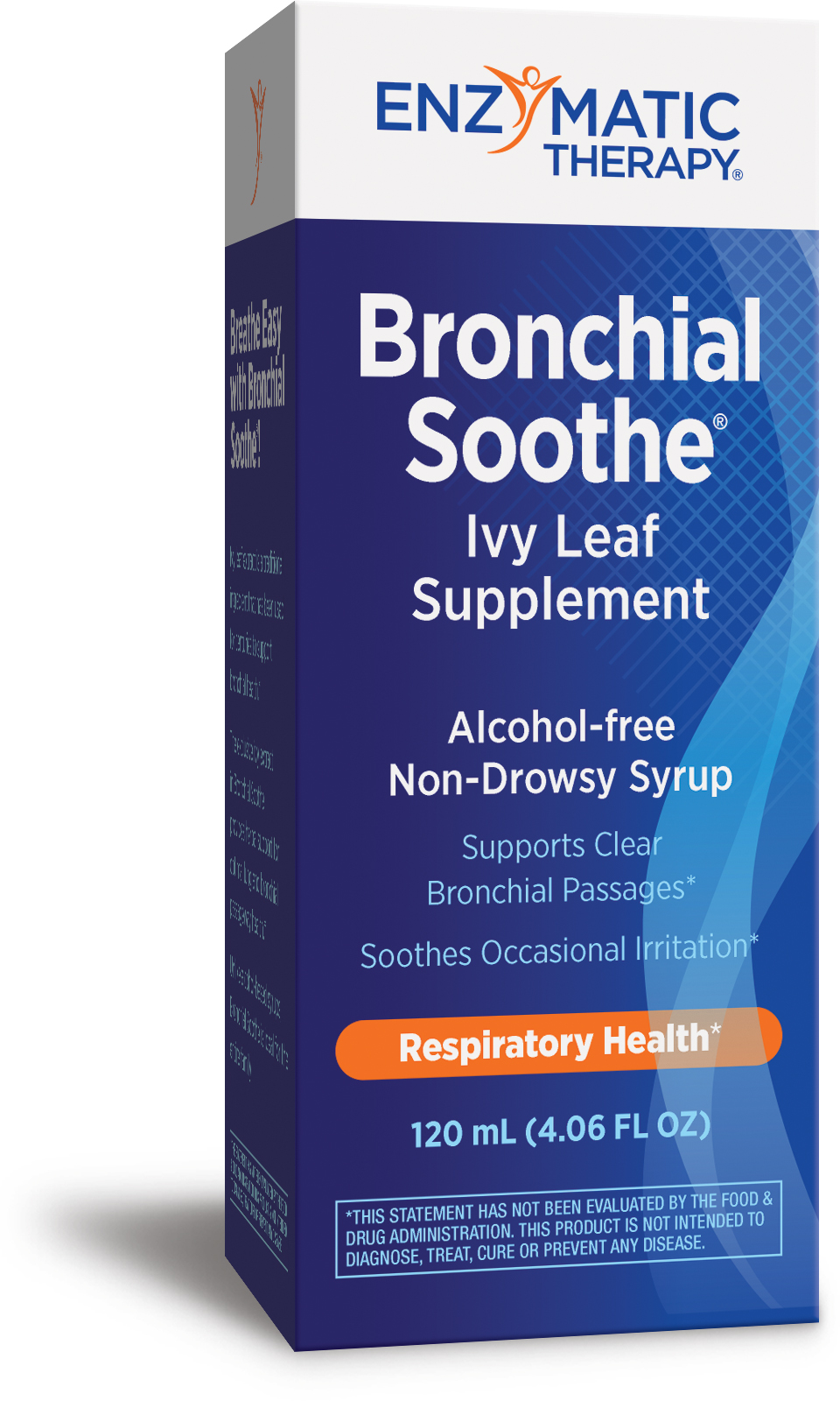 Bronchial Soothe Ivy Leaf Supplement 100 ml (3.4 fl oz) by Enzymatic Therapy