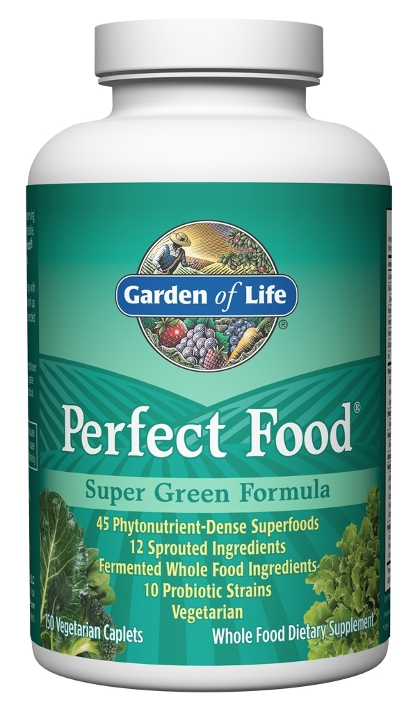 Perfect Food 300 Caplets by Garden of Life