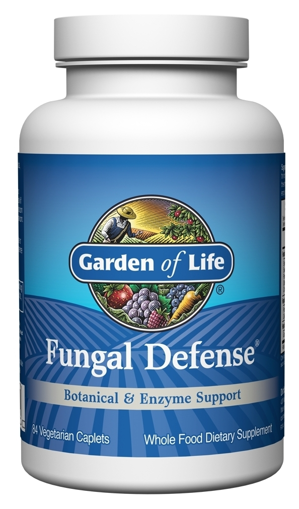 Fungal Defense 84 Caplets by Garden of Life
