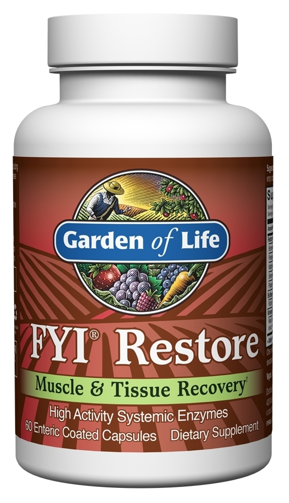 FYI Restore 60 Vegetarian Capsules by Garden of Life