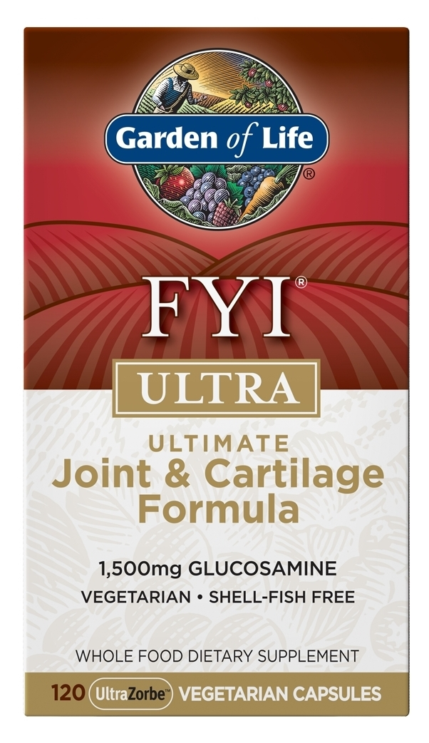 FYI Ultra 120 Vegetarian Capsules by Garden of Life
