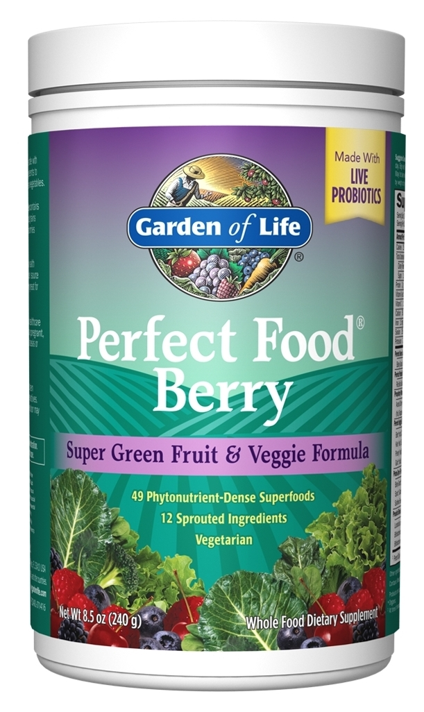 Perfect Food Berry 240 g by Garden of Life