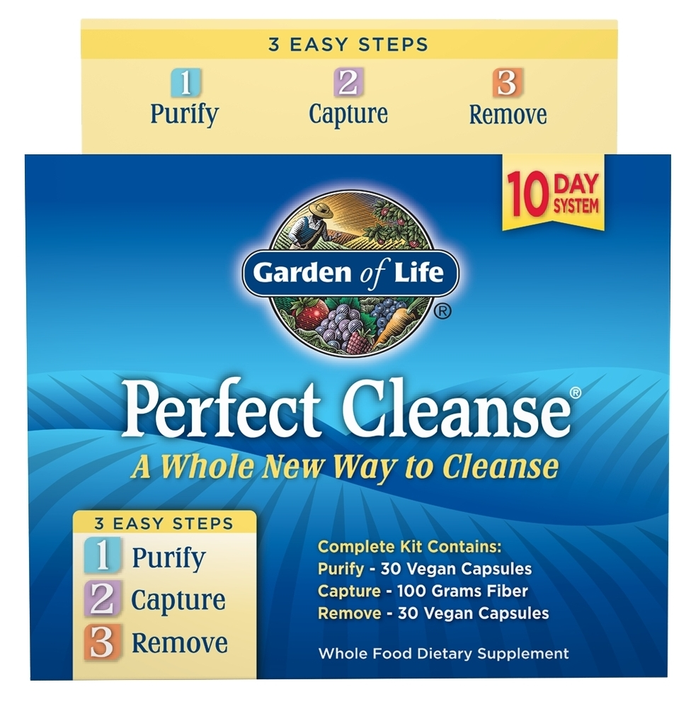 Perfect Cleanse 1 Kit by Garden of Life