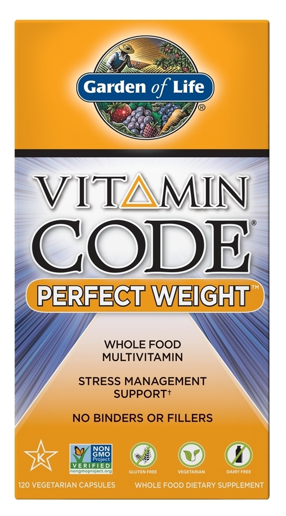 Vitamin Code Perfect Weight 120 Vege Capsules by Garden of Life