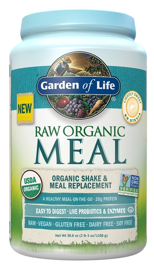 RAW Meal 2.6 lbs (1.19 kg)  by Garden of Life