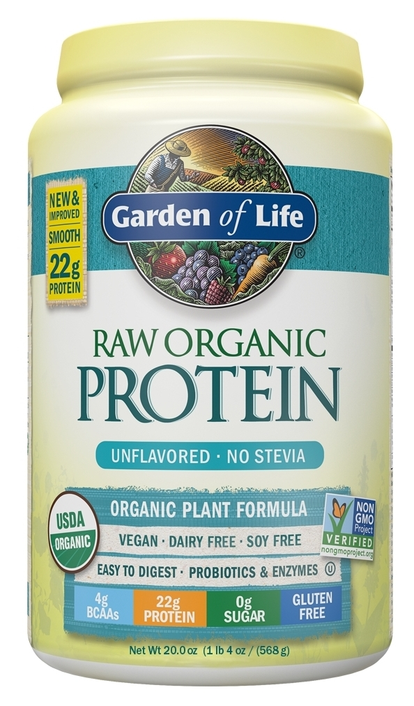 RAW Protein 622 g by Garden of Life