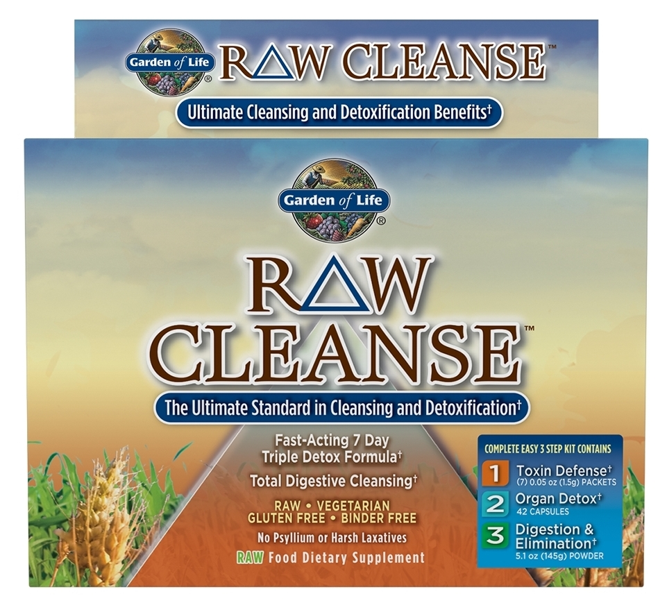 RAW Cleanse 1 System by Garden of Life