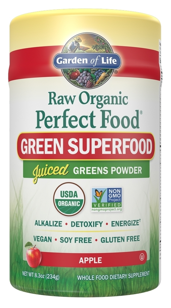Perfect Food Raw Apple 224 g by Garden of Life