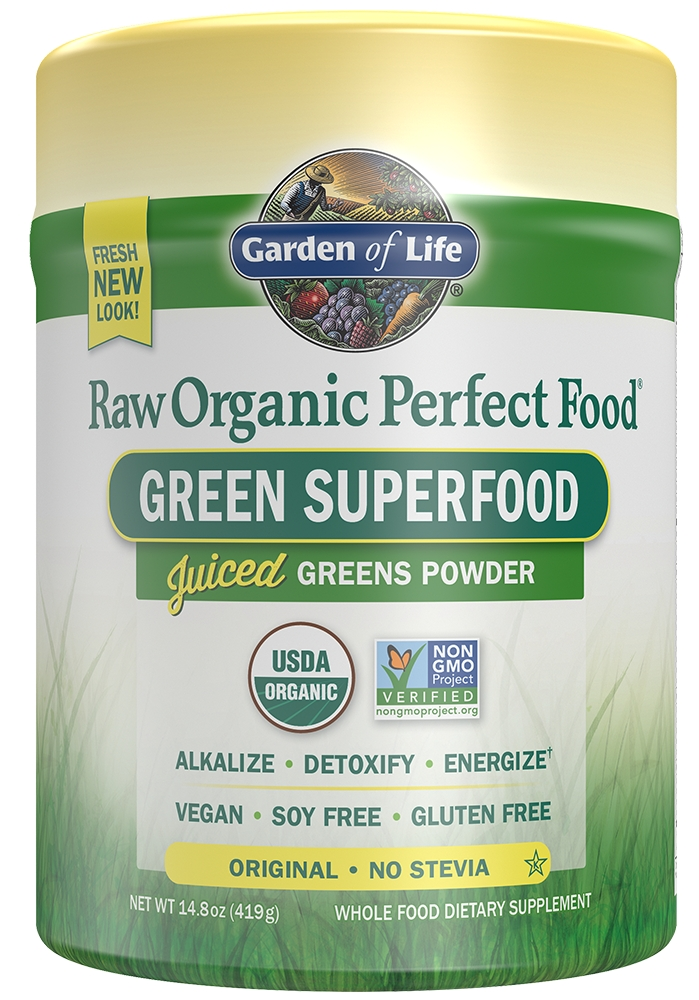 Perfect Food Raw 481 g by Garden of Life