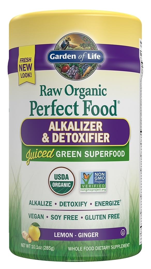Perfect Food Alkalizer & Detoxifier 285 g by Garden of Life