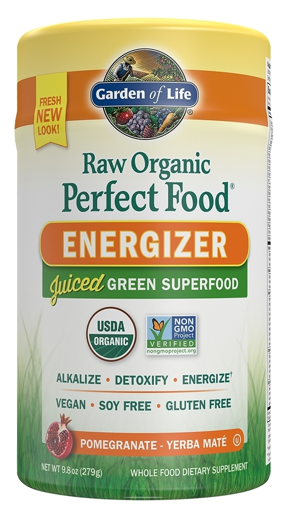 Perfect Food Energizer 282 g by Garden of Life