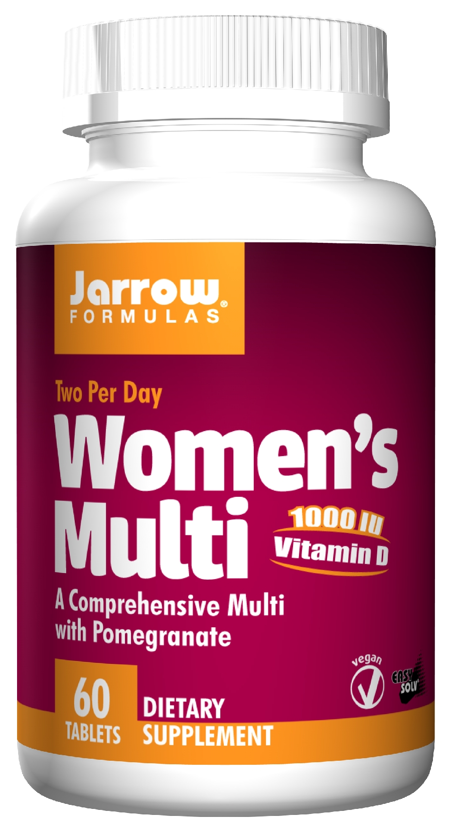 Women's Multi 60 Easy-Solv tabs by Jarrow Formulas
