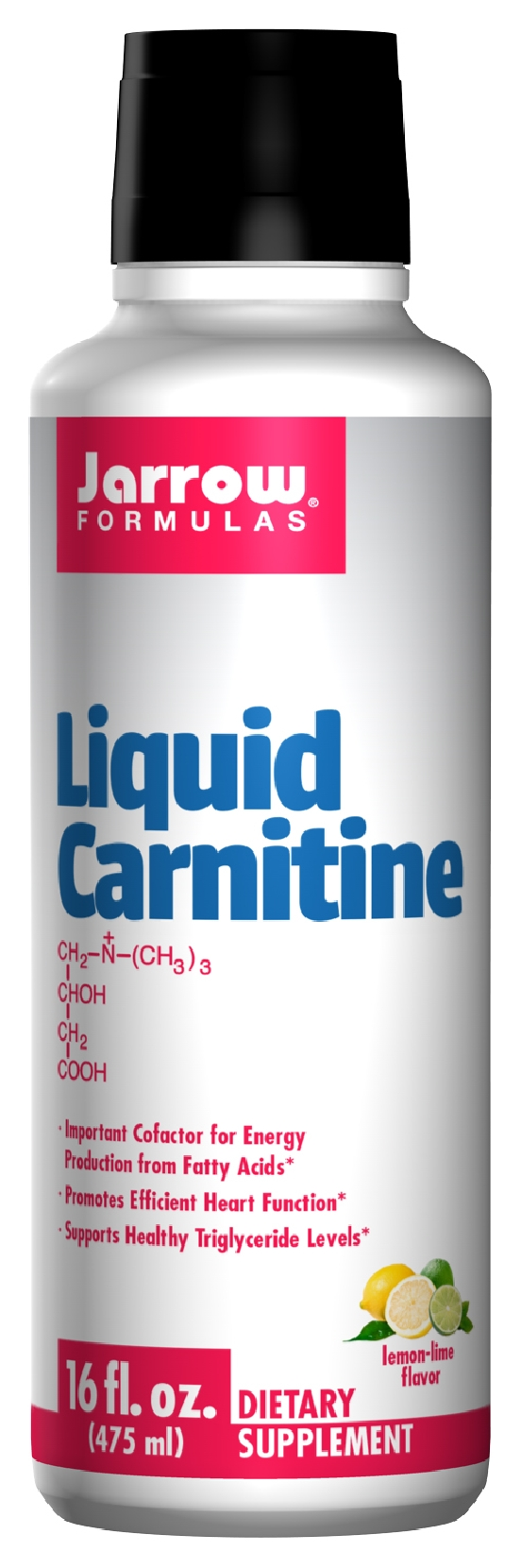 Liquid Carnitine 1000 16 fl oz (475 ml) by Jarrow Formulas