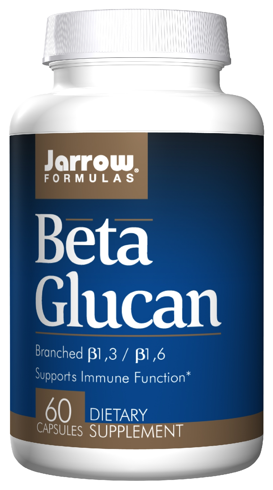 Beta Glucan 60 caps by Jarrow Formulas