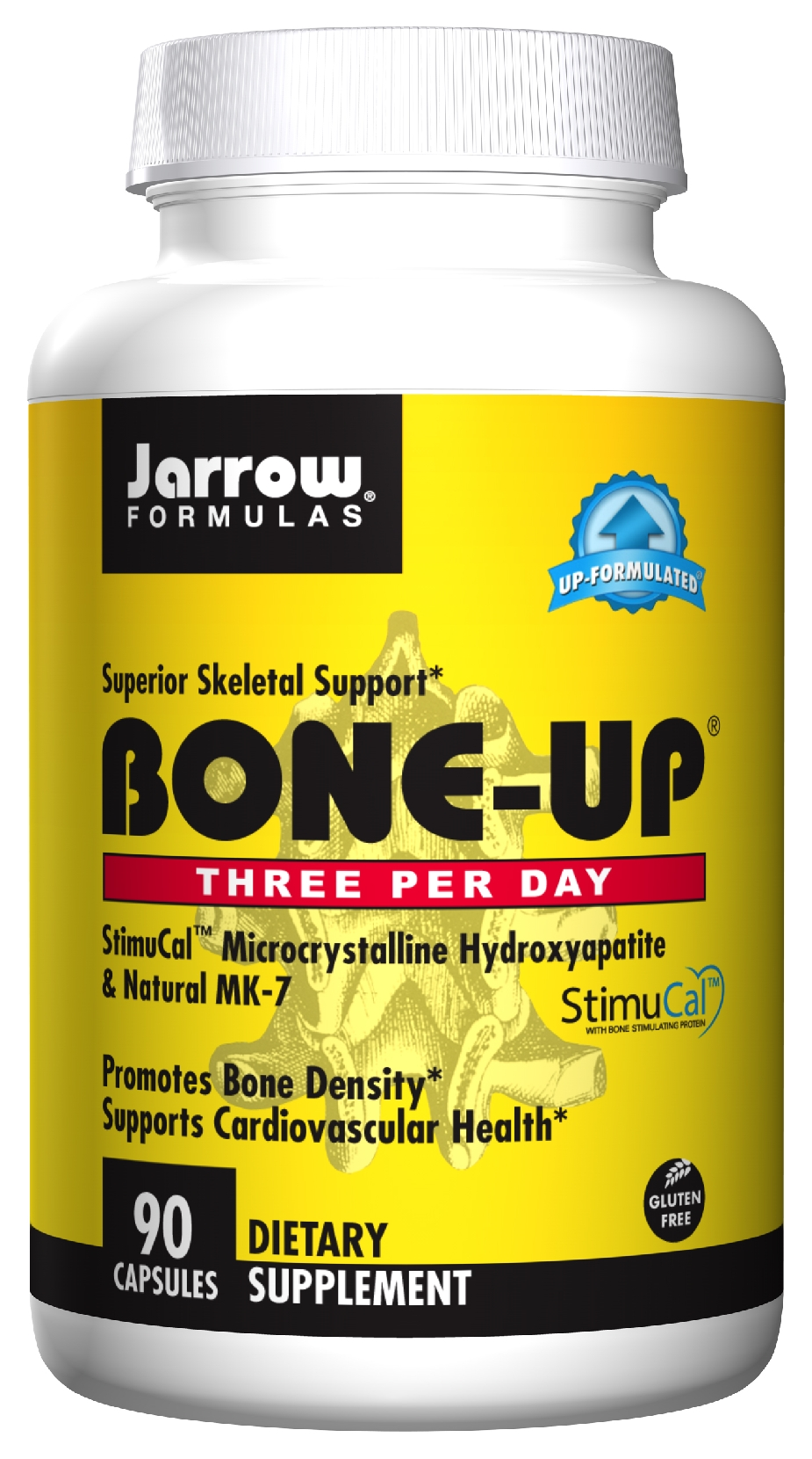 Bone-Up Three Per Day 90 caps by Jarrow Formulas