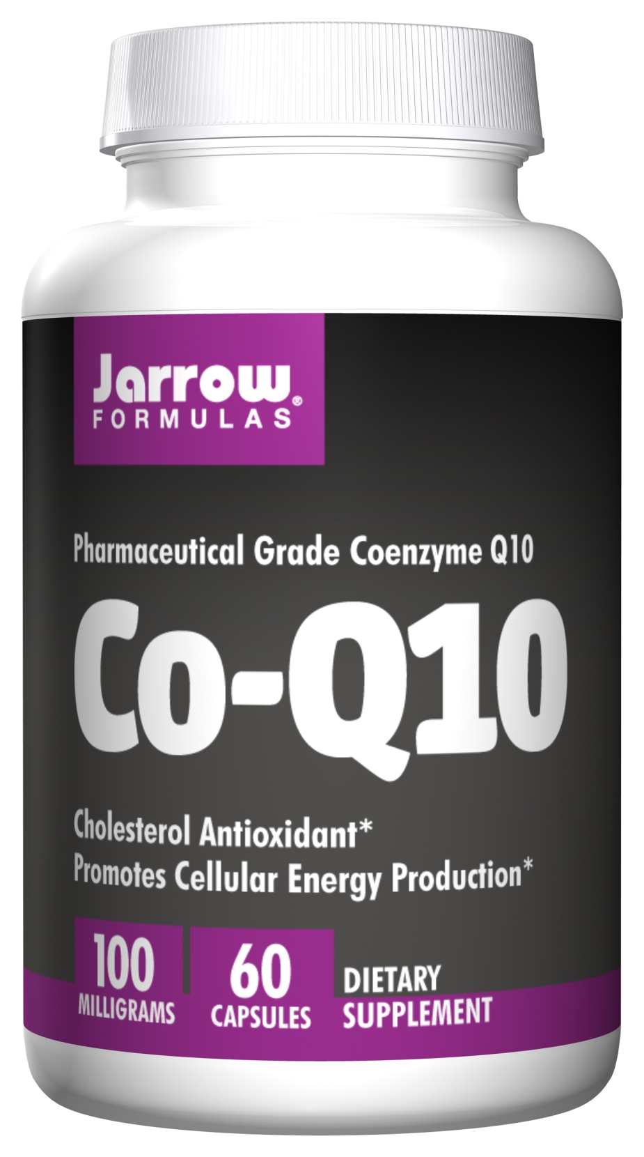 Co-Q10 100 mg 60 caps by Jarrow Formulas