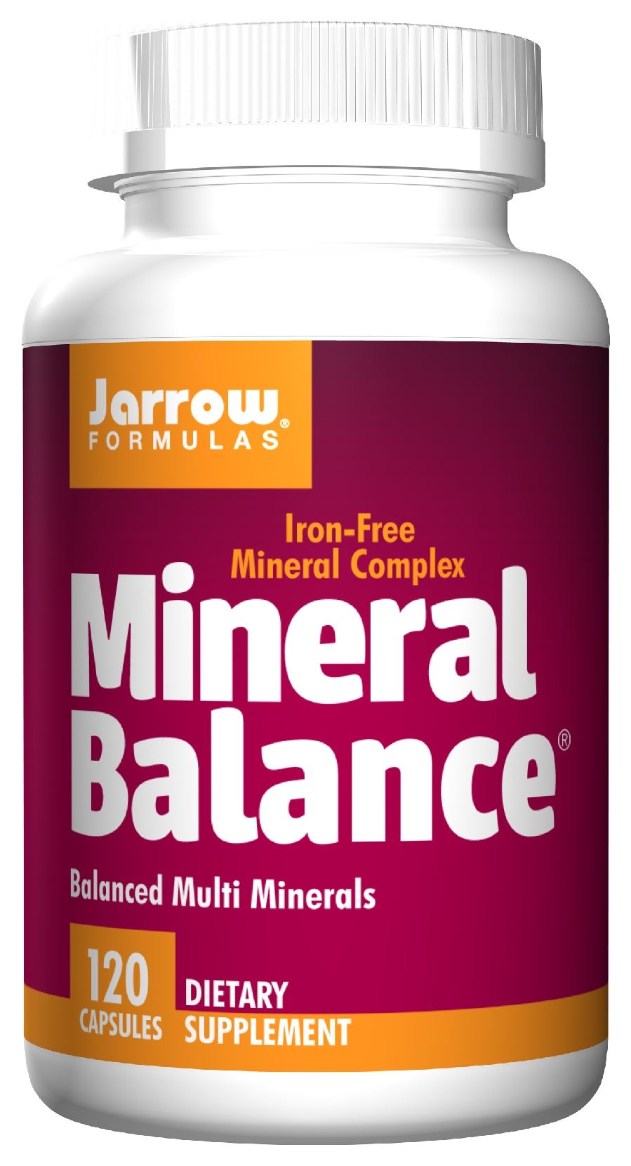 Mineral Balance 120 caps by Jarrow Formulas (expires 10/2014)
