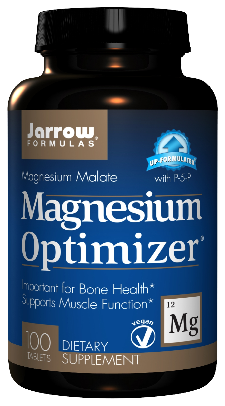 Magnesium Optimizer 100 Easy-Solv tabs by Jarrow Formulas