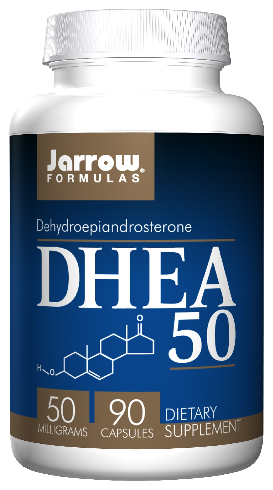 DHEA 50 50 mg 90 caps by Jarrow Formulas