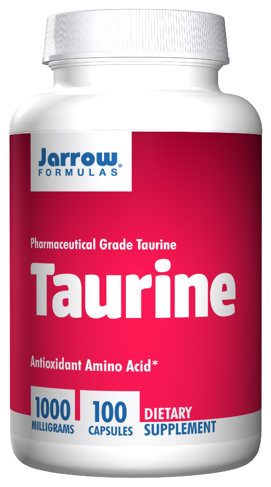 Taurine 1000 1000 mg 100 caps by Jarrow Formulas