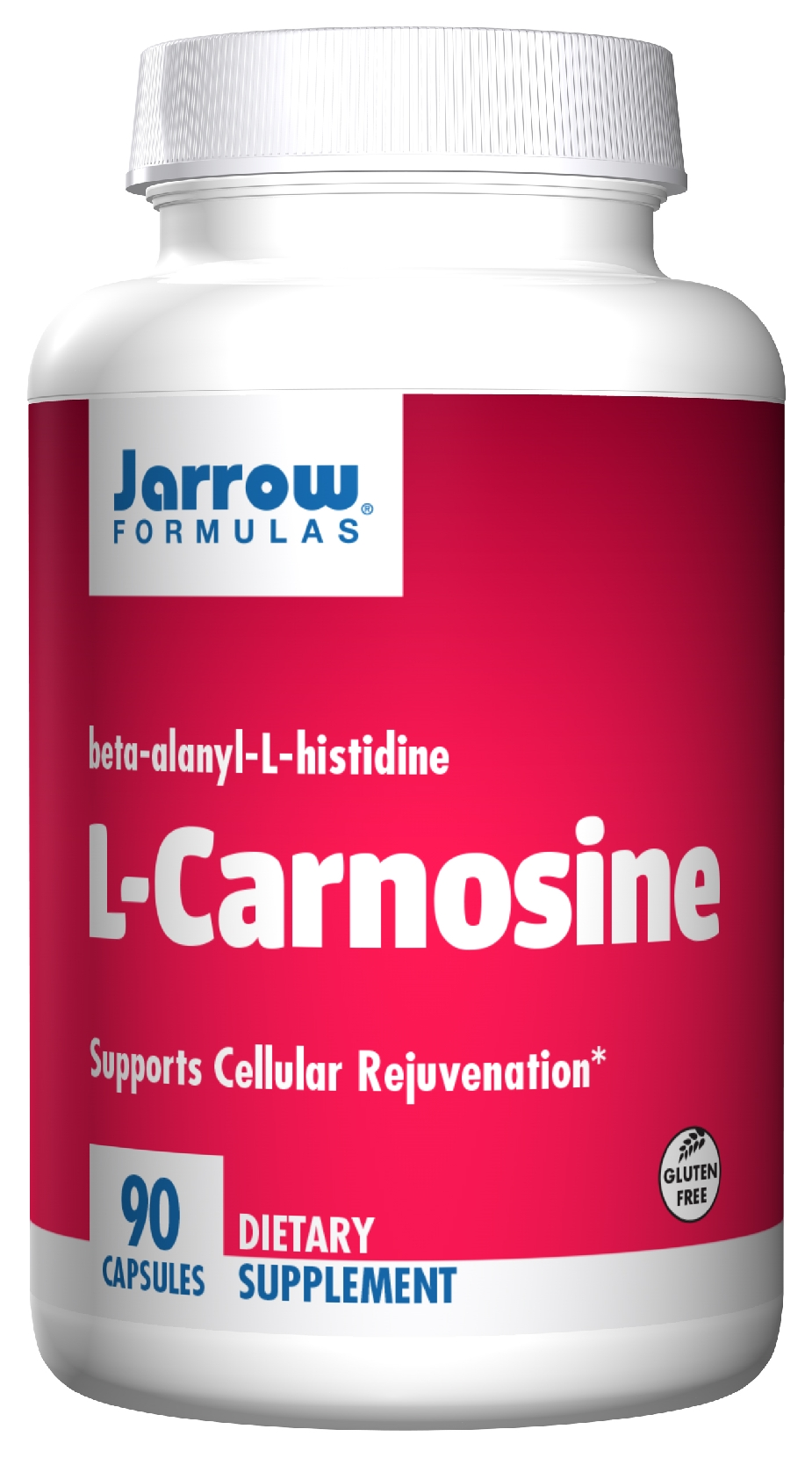 L-Carnosine 500 500 mg 90 caps by Jarrow Formulas