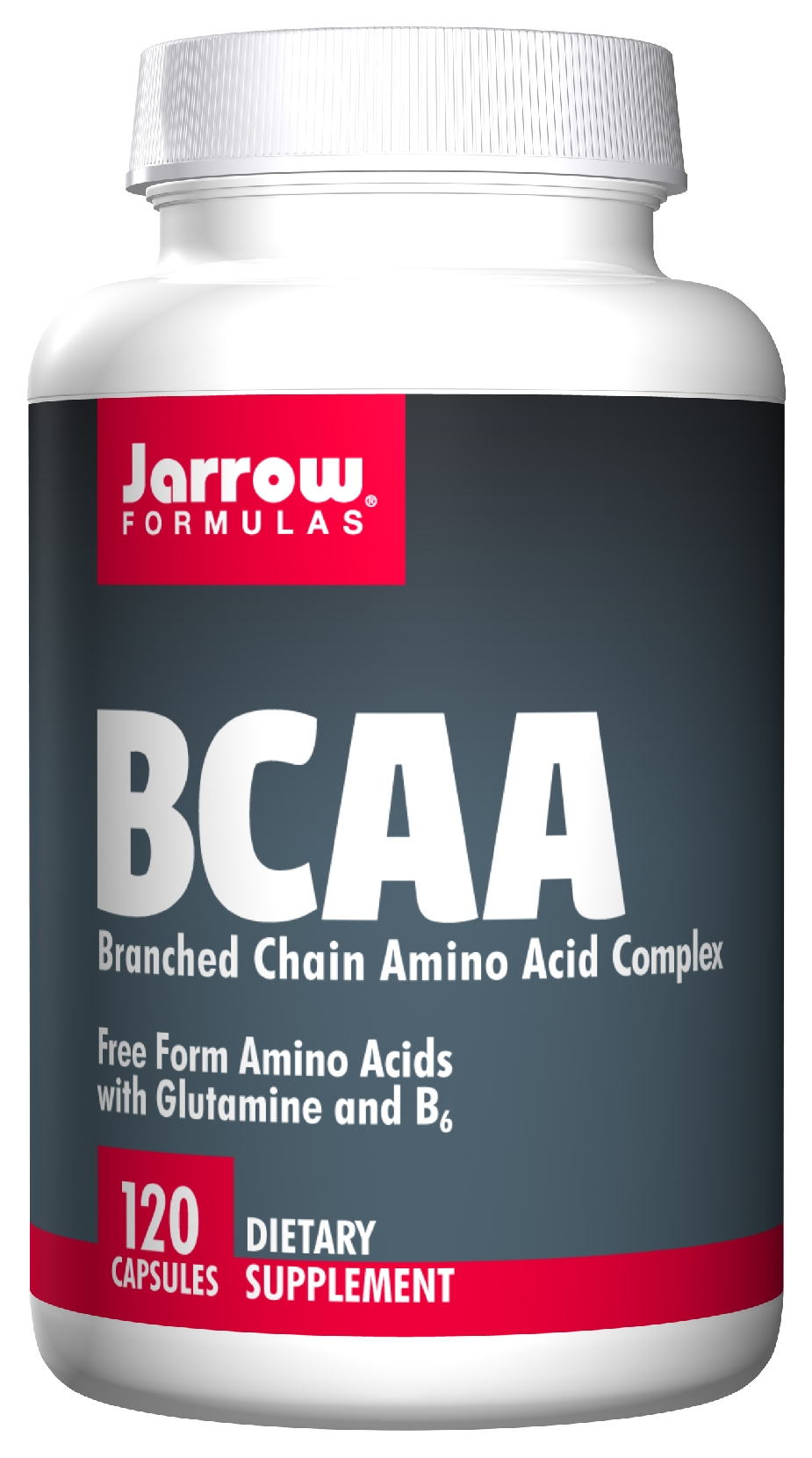 Branched Chain Amino Acid Complex 120 caps by Jarrow Formulas