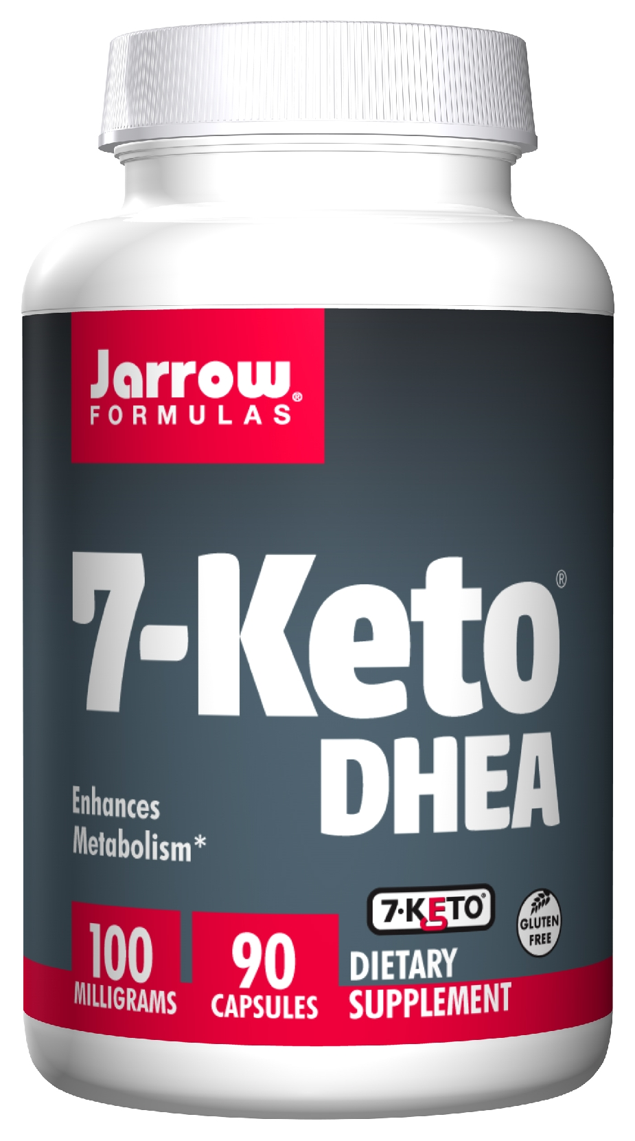 7-Keto DHEA 100 mg 90 caps by Jarrow Formulas