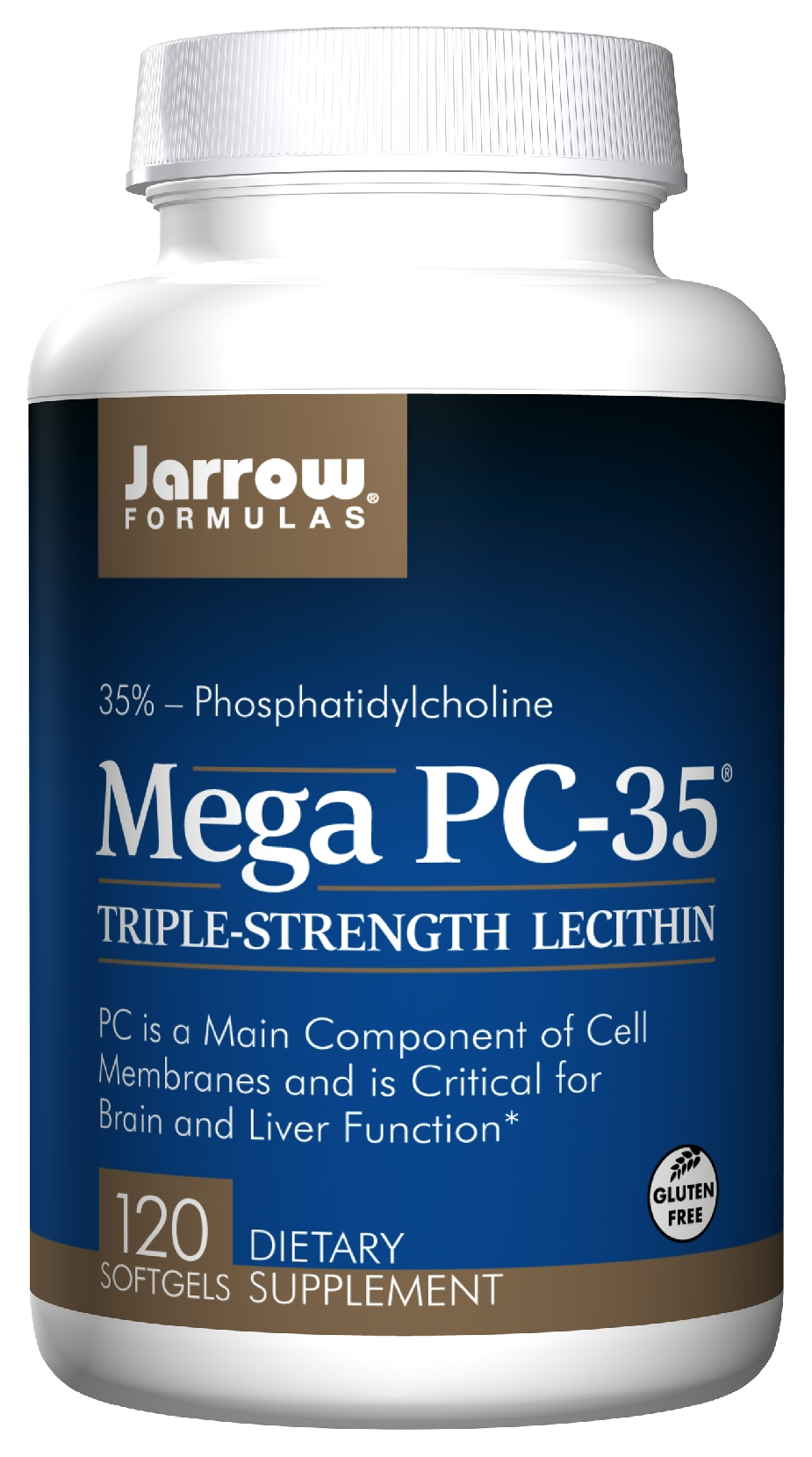 Mega PC-35 120 sgels by Jarrow Formulas